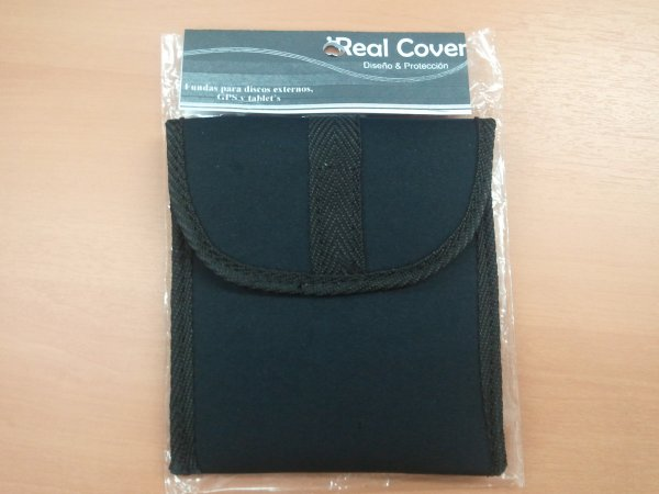 BOLSO REAL COVER FUNDA DISCO EXTERNO